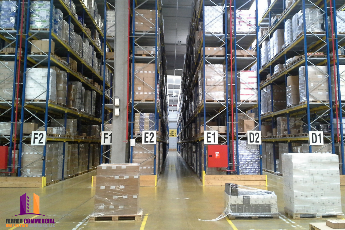 Warehouse for Rent in Charleston, SC