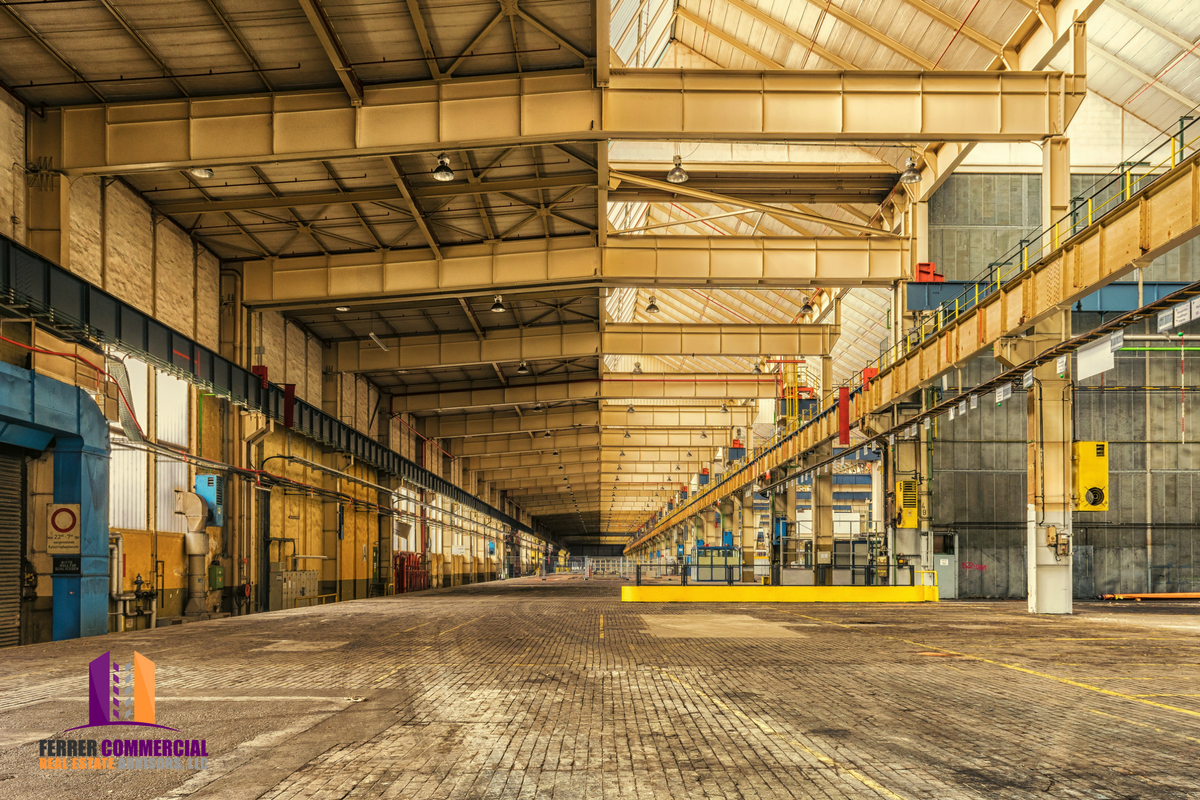 Clear Span Buildings Advantages | Charleston Warehouse for Lease