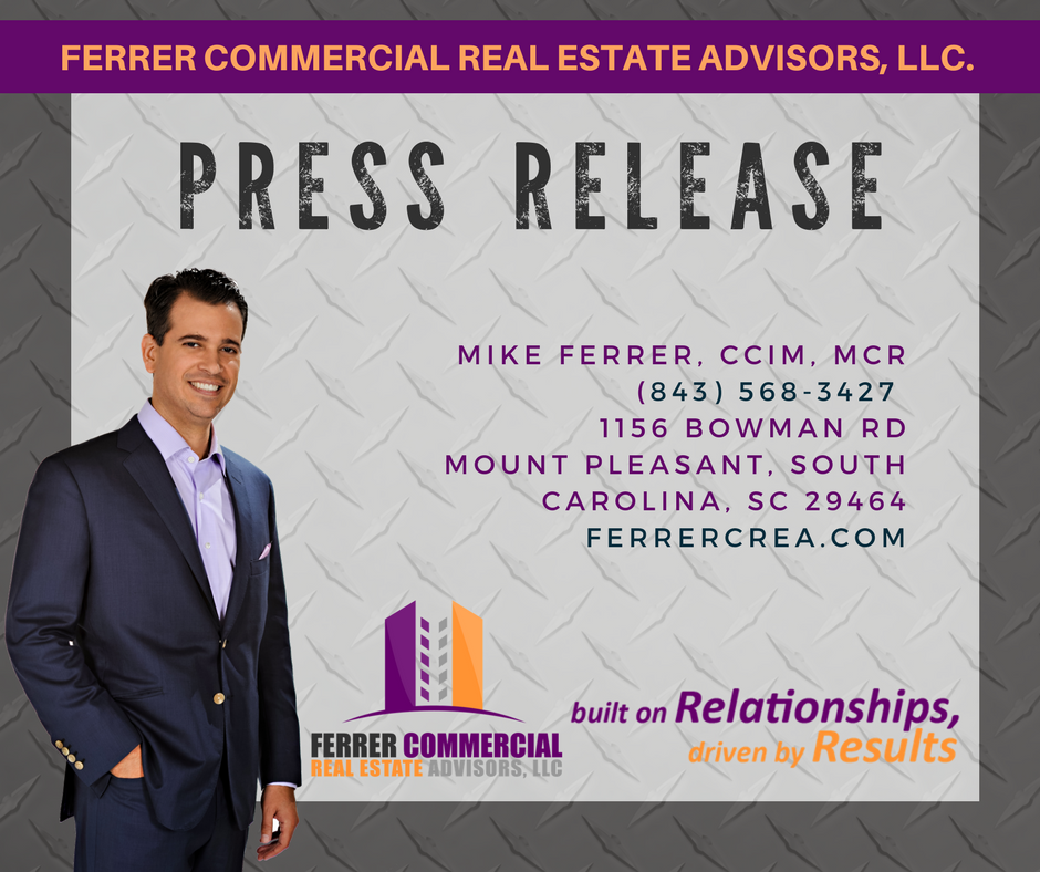 Press Release: Premiere Office Space for Lease