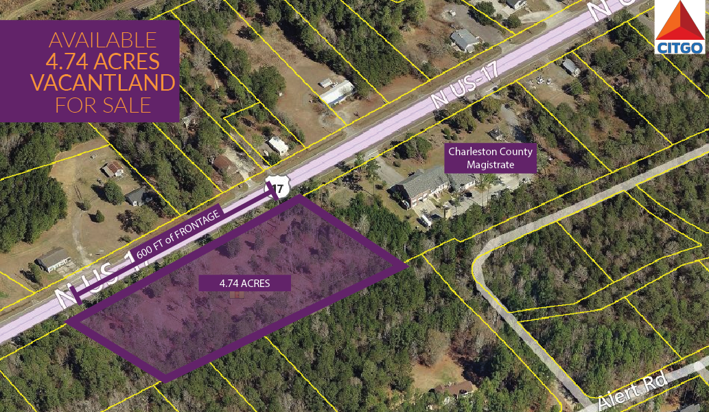 Vacant Land For Sale | Charleston Commercial Real Estate