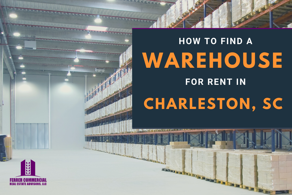 How to Find a Warehouse in Charleston
